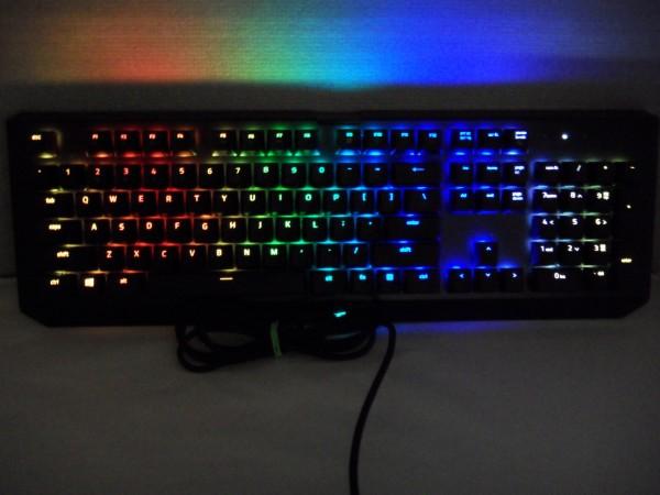 Razer QWERTY Keyboard Blackwidow X Chroma US RZ03-01760200-R3M1 A $6