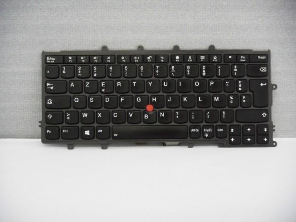 Lenovo Thinkpad AZERTY Keyboard X270 X260 X250 X240s X240 FR Backlite FRU 01EN597 V B #3.4
