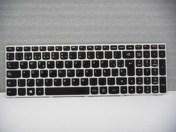 Lenovo IdeaPad QWERTY Keyboard G50 G70 B50-30 Z50 ES FRU5N20K12988 V B #6