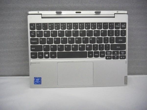 Lenovo QWERTY Keyboard IdeaPad MIIX 320 10ICR US silver 5N20P20566 V C %22