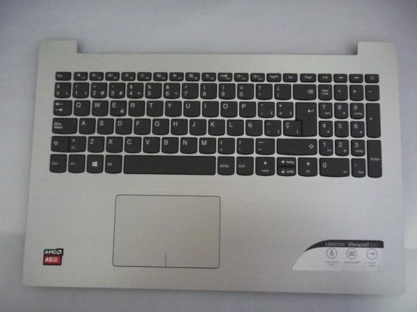 Lenovo QWERTY Keyboard IdeaPad 320 ES silver SN20M63086 V B %1.1