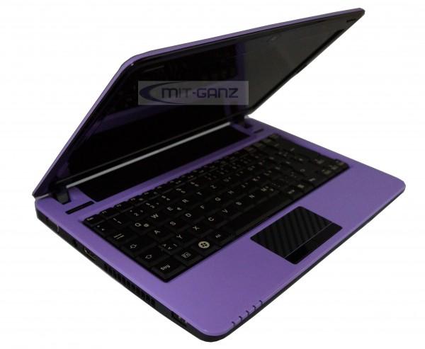 Fujitsu Lifebook PH530 i3 330UM/1.2 GHz/2GB/250GB/11.6 Zoll/lila/Top Zustand