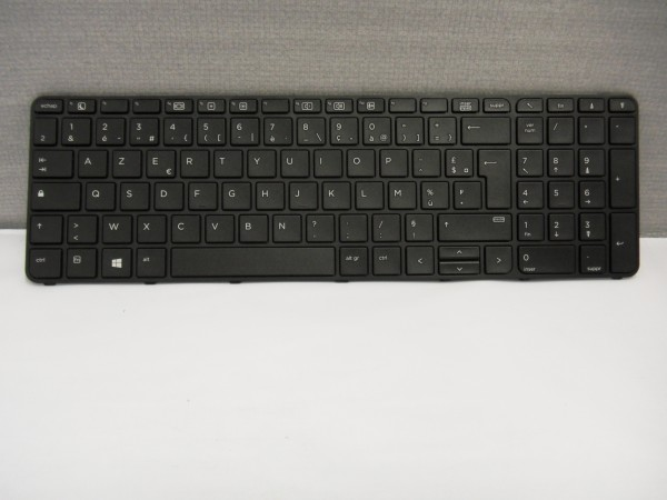HP AZERTY Keyboard ProBook 450 455 470 G3 FR 837549-051 V B #26