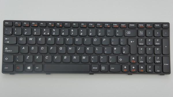 Lenovo QWERTY Keyboard IdeaPad G570 G575 V570 Z560 UK 25206780 UK V A #16