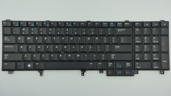 Dell Latitude E6540 M2800 M4800 M6800 Keyboard 0564JN Backlight US Layout A-Ware