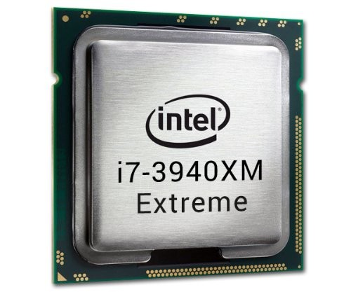 Intel® Core™ i7-3940XM Processor Extreme Edition (8M Cache, up to 3.90 GHz) SR0US