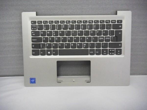 Lenovo QWERTY Keyboard IdeaPad 120s ND DK NO SE FI silver SN20M61934 V B %5
