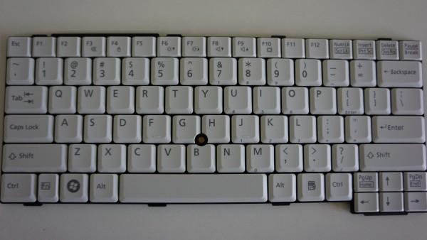 Fujitsu Lifebook S7210 Keyboard US Layout CP270343-02 A-Ware