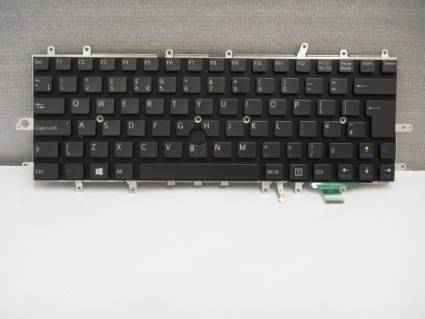 Sony QWERTY Keyboard Vaio SVD1121 C5EB P2EB C5E Backlight UK 149053211 V B #29