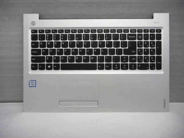 Lenovo QWERTY IdeaPad 510 US silver grey SN20K82445 V B %3