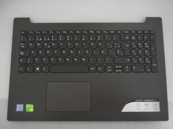Lenovo QWERTY Keyboard Ideapad 320 ES black grey SN20M63041 V B %1.2