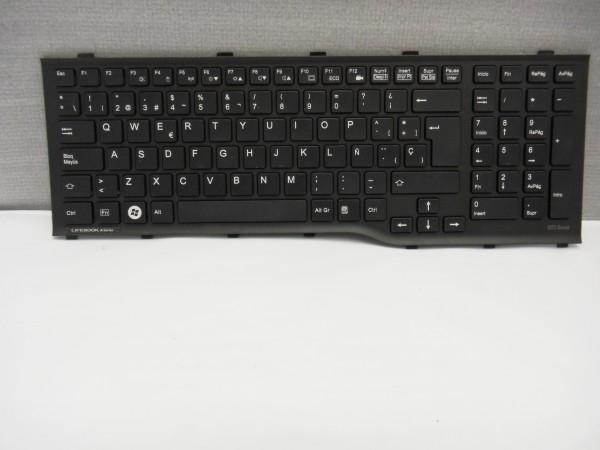 Fujitsu QWERTY Keyboard Lifebook A532 AH532 A562 AH562 AH532 ES CP612621-01 V A #27