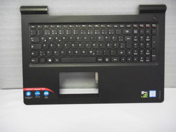 Lenovo QWERTZ Keyboard IdeaPad 700 DE black SN20K28333 V B %9