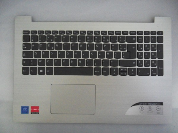 Lenovo AZERTY Keyboard IdeaPad320 FR silver SN20M63190 V B %1.1