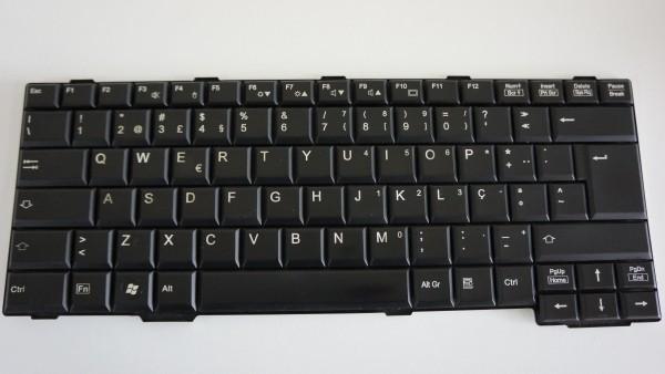 Fujitsu Lifebook S760 S761 S751 S781 E751 Keyboard PT Layout CP503699-01 B-Ware