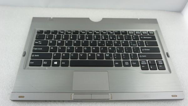 Fujitsu Lifebook T902 Tastatur CP617892-01 US Layout Model MP-11C33US-D854W