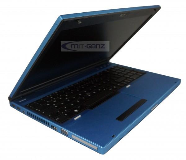 HP EliteBook 8560p i5 2520M/2.5 GHz/4GB/320GB/AMD Radeon HD 6470M/15.6 Zoll/blau/Top Zustand