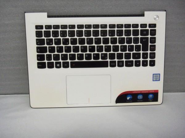 Lenovo QWERTZ Keyboard IdeaPad 500s DE Backlight white SN20G91280 V B %4