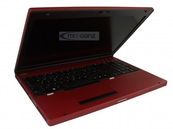 HP EliteBook 8560p i5 2520M/2.5 GHz/4GB/320GB/AMD Radeon HD 6470M/15.6 Zoll/rot/Top Zustand
