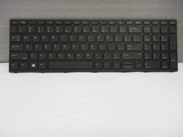 HP QWERTY Keyboard ProBook 8560P 8570P 6560B 65B US SG-87800-XUA V B #26