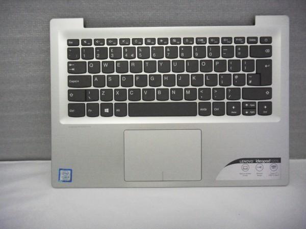 Lenovo QWERTY Keyboard IdeaPad 320s UK silver SN20M61831 V B %10