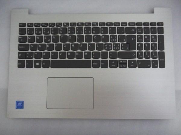 Lenovo QWERTZ Keyboard IdeaPad 320 CH silver SN20M63020 V B %1.1