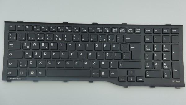 Fujitsu Lifebook A532 Keyboard CP581827-01 Layout TUR B-Ware