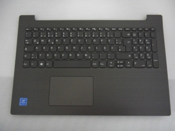 Lenovo QWERTZ Keyboard IdeaPad 320 DE black grey SN20M63044 V B %1.2