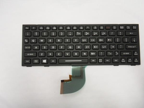 Panasonic QWERTY Keyboard Toughbook CF-18 CF-19 Backlight US HMB9101CPC0101A V NEU %24.1