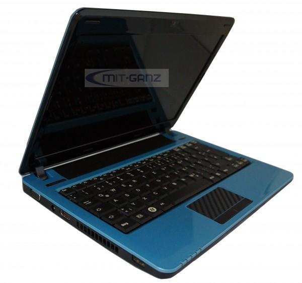 Fujitsu Lifebook PH530 i3 330UM/1.2 GHz/2GB/250GB/11.6 Zoll/hellblau/Top Zustand