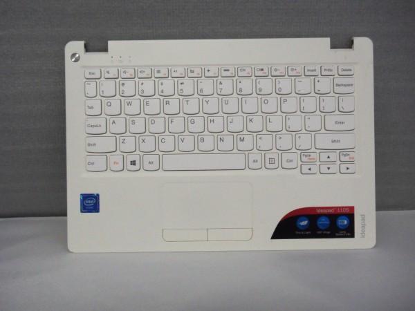 Lenovo QWERTY Keyboard IdeaPad 110s UK white 5N20M53722 V B %19