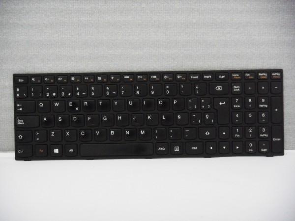 Lenovo IdeaPad QWERTY Keyboard G50 G70 B50-30 Z50 ES FRU25214728 V B #6