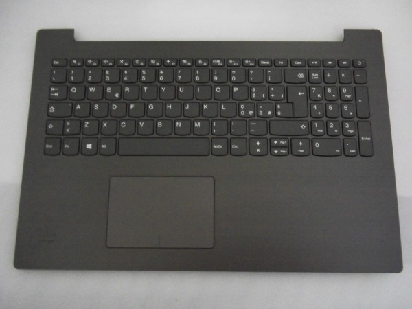 Lenovo QWERTY Keyboard IdeaPad 320 IT black grey SN20M63137 V B %1.2