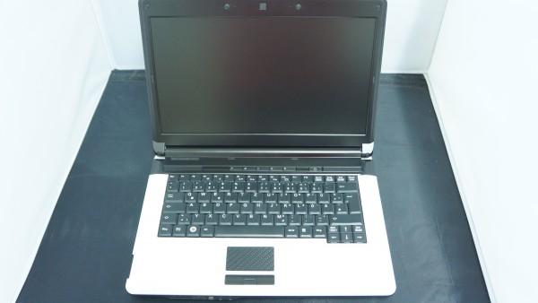 "Fujitsu Lifebook S710 14"" 1366x768 4GB 320GBHDD Intel i5-460M 2,53GHz Win7 weiß"