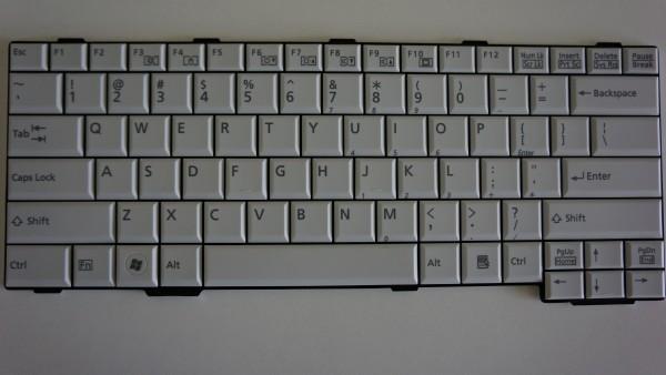 Fujitsu Lifebook S751 Keyboard US Layout CP442332-01 A-Ware