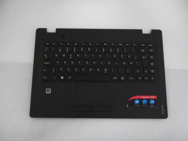 Lenovo QWERTY Keyboard IdeaPad 100s ND DK NO SE FI black 5CB0K65025 V B %15