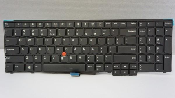 Lenovo QWERTY Keyboard L570 US FRU01AX681 V B #1.1