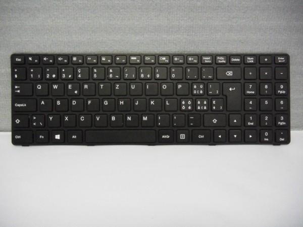 Lenovo IdeaPad QWERTZ Keyboard 100 300 B50 B80 CH FRUSN20J78588 V B #7