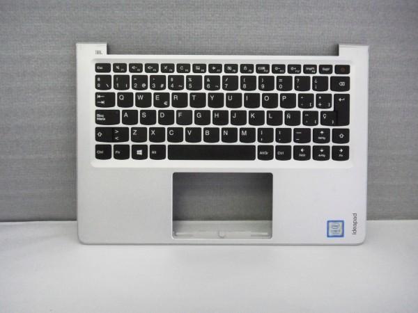 Lenovo QWERTY Keyboard IdeaPad 710s ES silver SN20K82407 V B %21