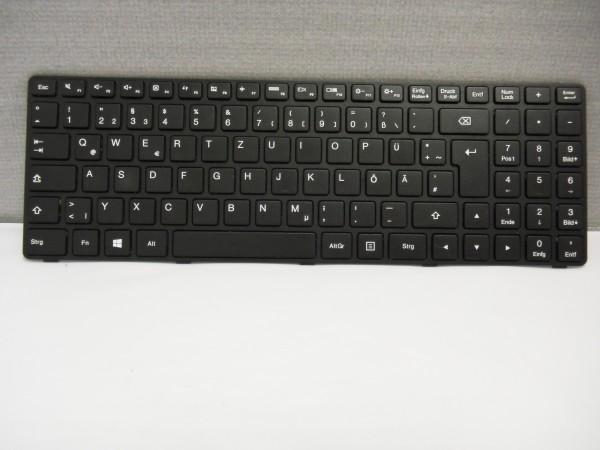 Lenovo QWERTZ Keyboard IdeaPad 100 300 B50 B80 DE SN20J78598 V B #7