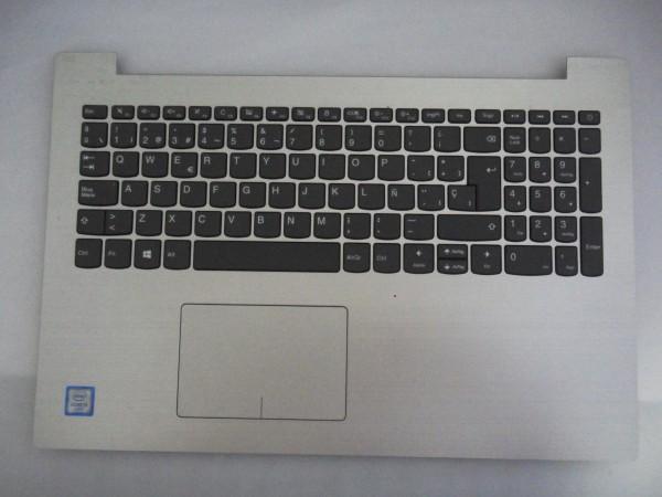 Lenovo QWERTY Keyboard IdeaPad 320 ES silver SN20M63227 V B %1.1