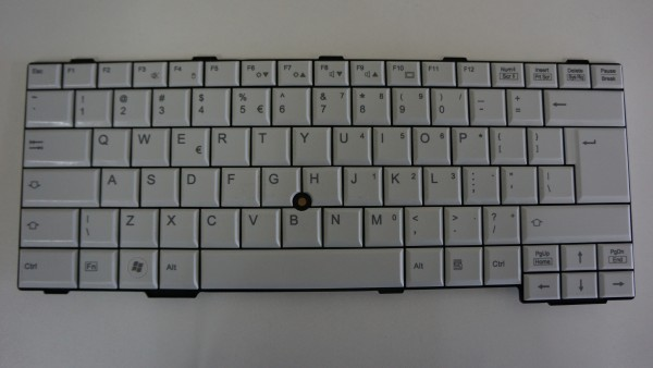 Fujitsu Lifebook E751 S751 S781 Keyboard CP506622-01 US Layout B-Ware