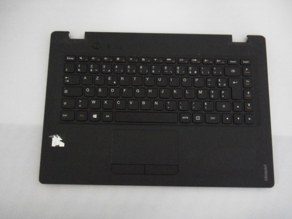 Lenovo AZERTY Keyboard IdeaPad 100s FR black 5CB0K65027 V B %15