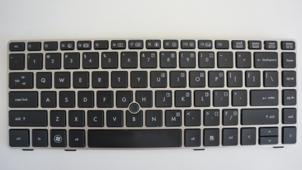 HP Elitebook 8460p Keyboard SPS642760-001 Layout US A-Ware