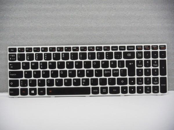 Lenovo IdeaPad QWERTY Keyboard G50 G70 B50 NOD DK NO SE FI FRU5N20H03516 Backlight V B #6