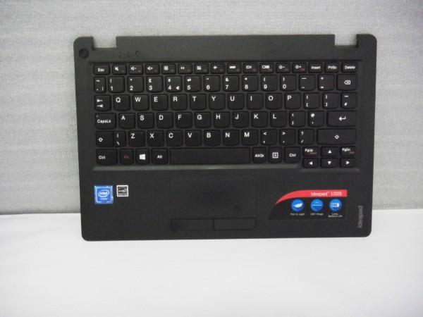 Lenovo QWERTY Keyboard IdeaPad 110s UK black 5CB0K48374 V B %19