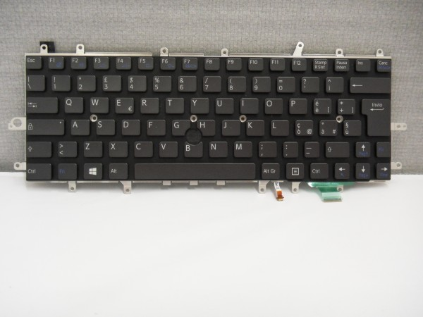Sony QWERTY Keyboard Vaio SVD1121 C5EB P2EB C5E Backlight IT 149053251 V B #29