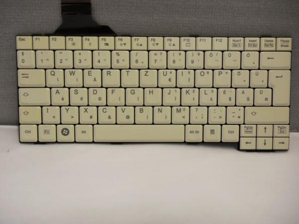 Fujitsu QWERTY Keyboard Lifebook E780 S710 T900 HU CP297220-02 V B #21