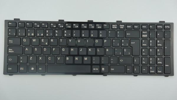 Fujitsu Lifebook A531 AH530 AH531 NH751 Keyboard CP515525-01 Layout ESP A-Ware