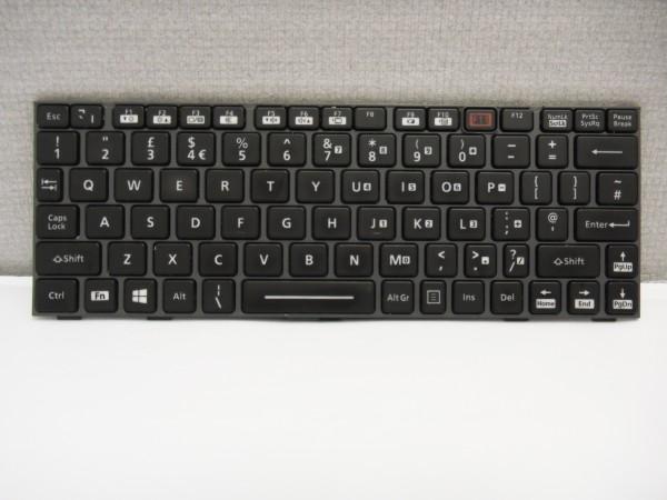 Panasonic QWERTY Keyboard Toughbook CF29 CF30 UK Backlight N2ABZY000255 V B %24.1